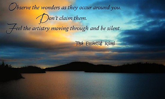 Quotes About Nature Ancient Skies