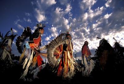 Pow WowWarm Springs ReservationOregonUSA
